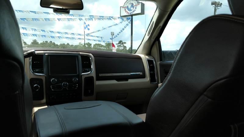 2015 RAM Ram Pickup 2500 4x4 Laramie Longhorn 4dr Crew Cab 6.3 ft. SB Pickup - Lumberton TX