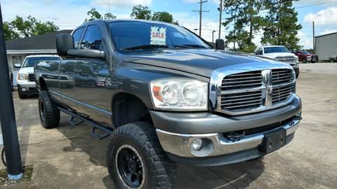 2008 Dodge Ram Pickup 2500