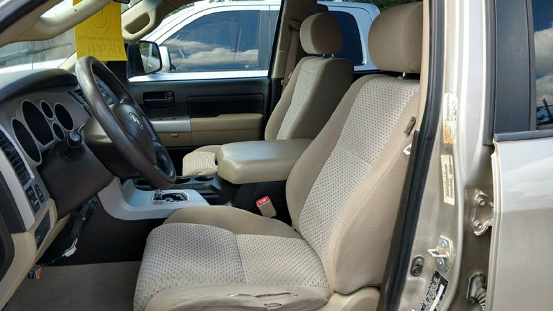 2008 Toyota Tundra 4x2 Grade 4dr CrewMax Cab SB (5.7L V8) - Lumberton TX