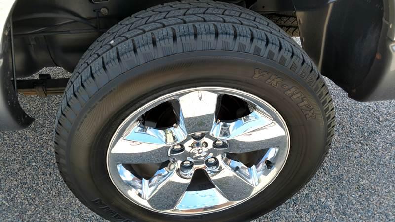 2007 Dodge Ram Pickup 1500 SLT 4dr Quad Cab 4WD SB - Lumberton TX