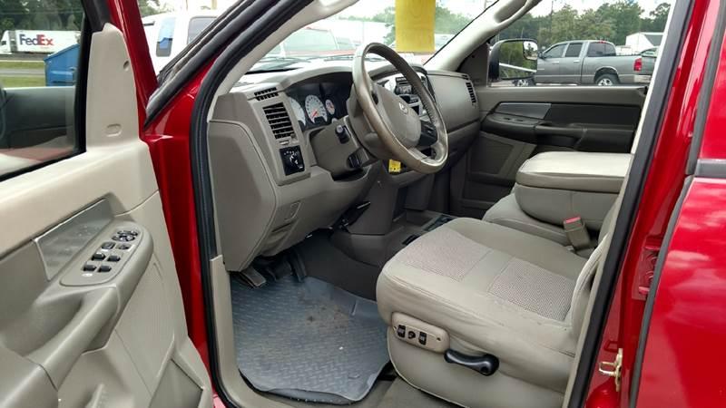 2007 Dodge Ram Pickup 2500 4x2 SLT 4dr Mega Cab SB - Lumberton TX