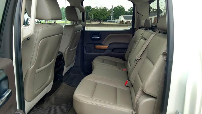 2014 Chevrolet Silverado 1500 4x2 LTZ 4dr Crew Cab 5.8 ft. SB w/Z71 - Lumberton TX