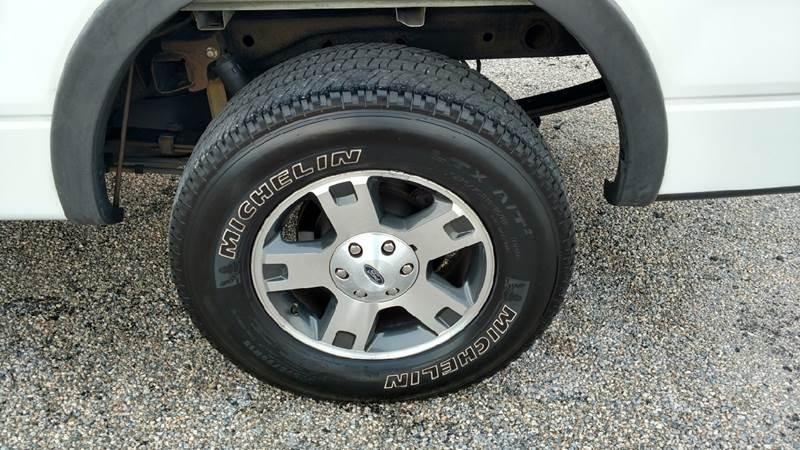 2008 Ford F-150 4x4 FX4 4dr SuperCrew Styleside 5.5 ft. SB - Lumberton TX