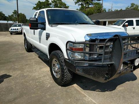 2008 Ford F-350 Super Duty for sale in Lumberton, TX
