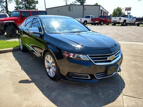 2014 Chevrolet Impala for sale in Lumberton, TX