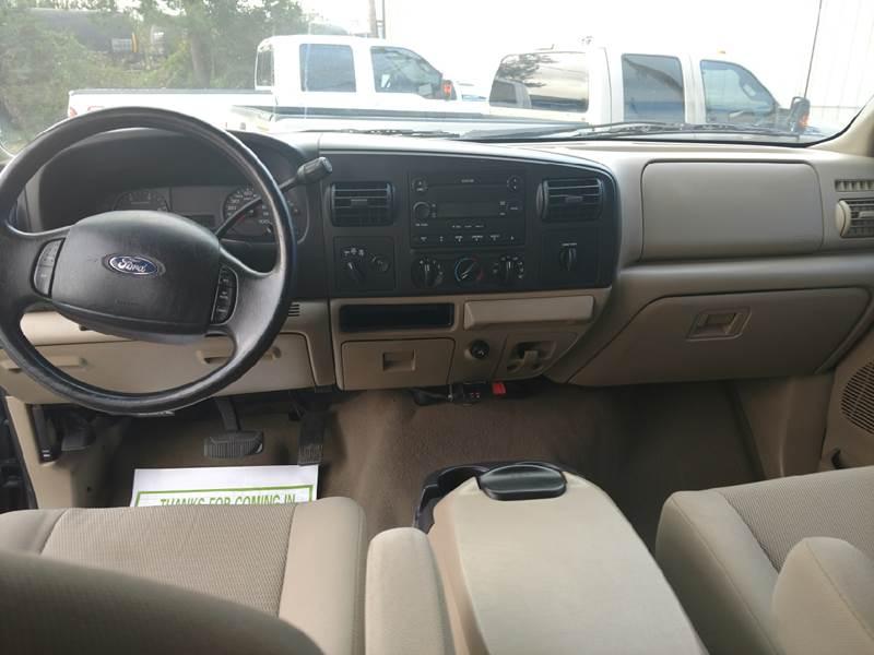 2006 Ford F-250 Super Duty XLT 4dr Crew Cab 4WD SB - Lumberton TX