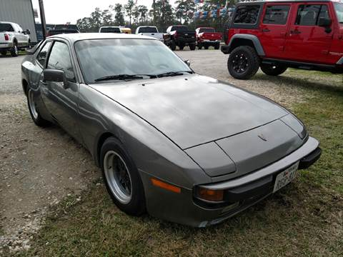 1985 Porsche 944 for sale in Lumberton, TX