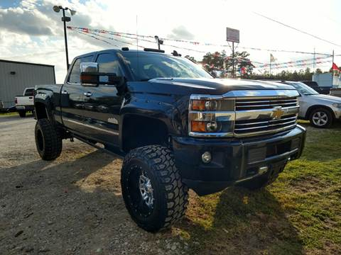 2015 Chevrolet Silverado 2500HD for sale at Lumberton Auto World LLC in Lumberton TX