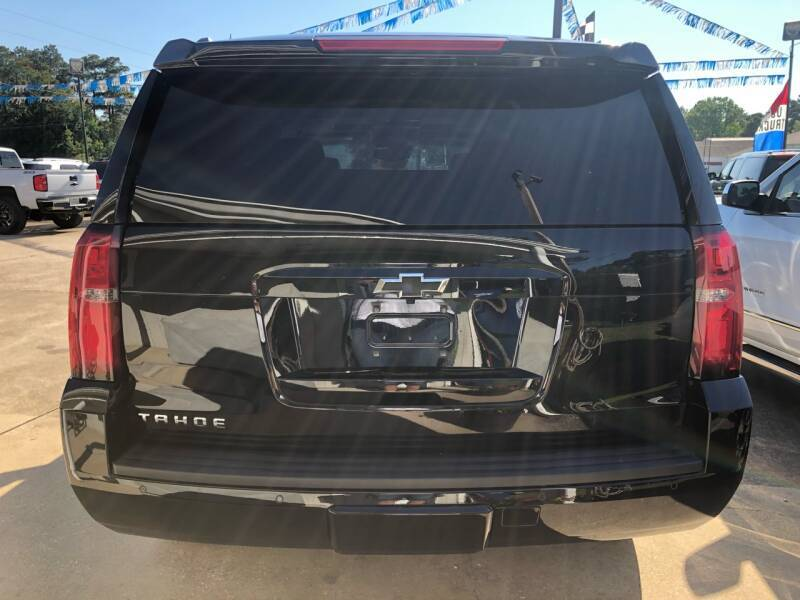 2017 Chevrolet Tahoe 4x4 LT 4dr SUV - Lumberton TX