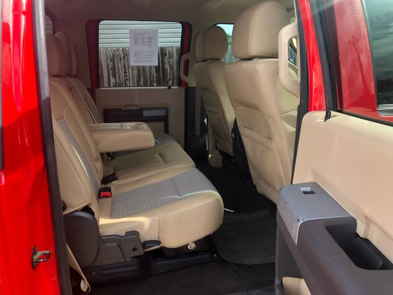 2016 Ford F-250 Super Duty 4x2 XLT 4dr Crew Cab 6.8 ft. SB Pickup - Lumberton TX