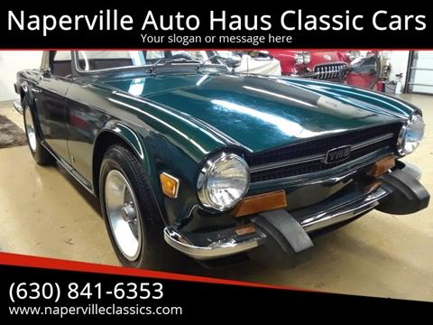 1974 Triumph TR6 for sale in Naperville, IL
