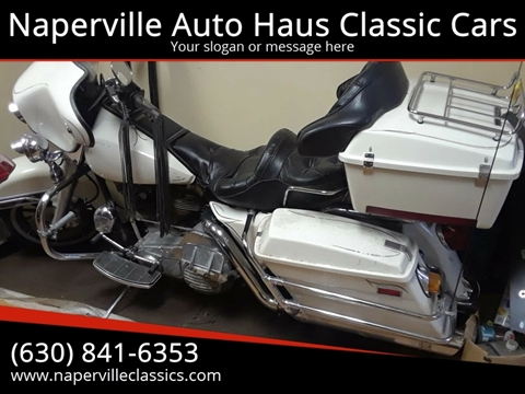 1983 Harley-Davidson FLH for sale in Naperville, IL