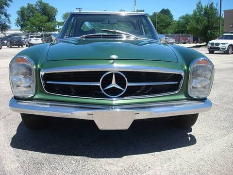 1969 Mercedes-Benz 280-Class for sale in Naperville, IL
