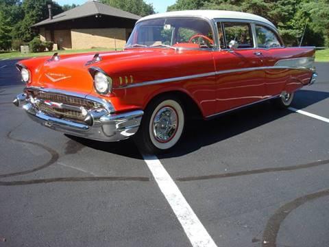 1957 Chevrolet Bel Air Post Two Door ...