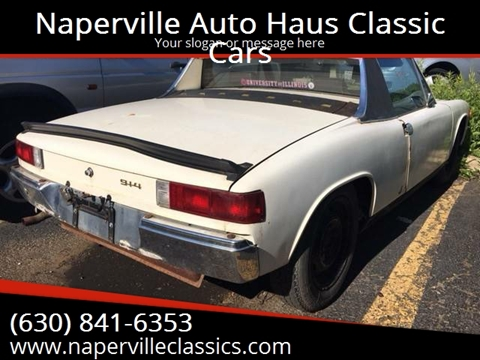1971 Porsche 914 for sale in Naperville, IL