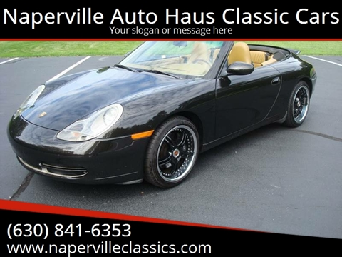 2001 Porsche 911 for sale in Naperville, IL
