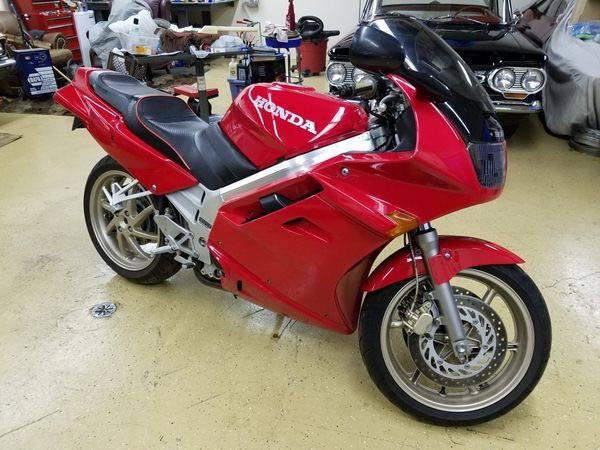 1991 Honda vfr750f