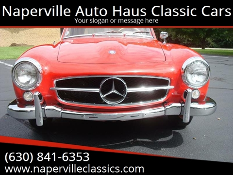 1958 Mercedes-Benz 190-Class for sale in Naperville, IL