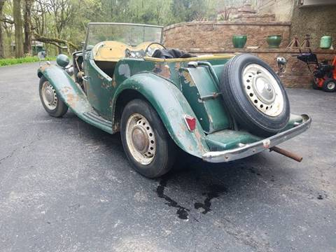 1950 MG TD for sale in Naperville, IL