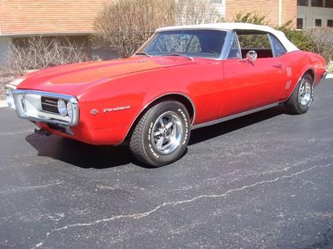 1967 Pontiac Firebird for sale in Naperville, IL