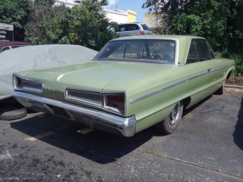 1966 Dodge Polara for sale in Naperville, IL