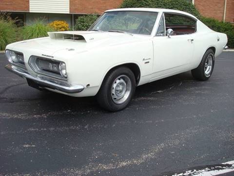 1968 Plymouth Barracuda for sale in Naperville, IL