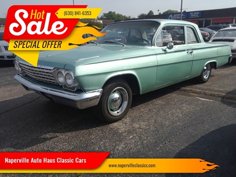 1962 Chevrolet Biscayne for sale in Naperville, IL