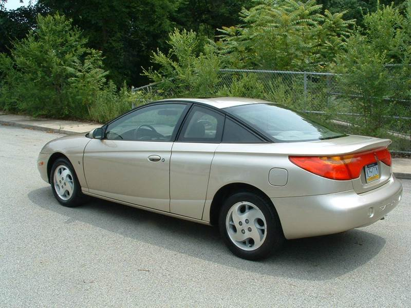 2002 saturn s series sc2 3dr coupe in irwin pa stirling. Black Bedroom Furniture Sets. Home Design Ideas