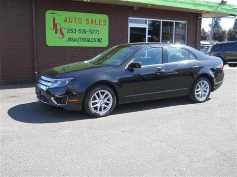 2012 Ford Fusion for sale in Parkland, WA