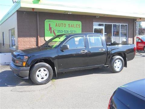 2007 Chevrolet Colorado for sale in Parkland, WA