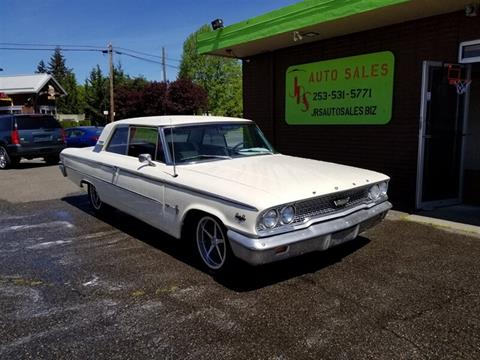 1965 Ford Galaxie for sale in Parkland, WA