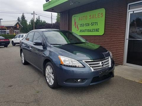 2015 Nissan Sentra for sale in Parkland, WA