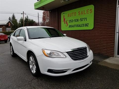 2013 Chrysler 200 for sale in Parkland, WA