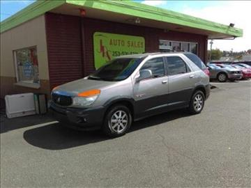 2002 Buick Rendezvous for sale in Parkland, WA