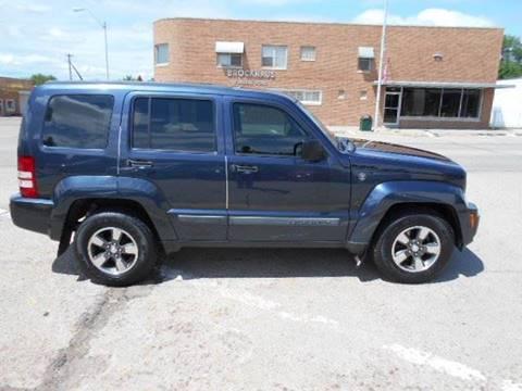 2008 Jeep Liberty for sale in Creighton, NE