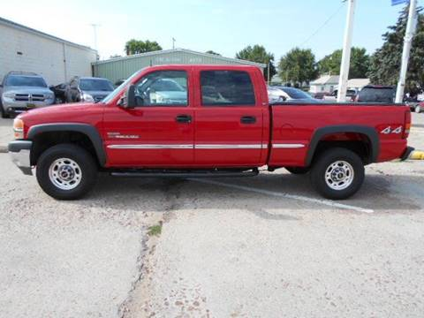 2001 GMC Sierra 2500HD for sale in Creighton, NE