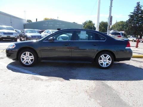 2012 Chevrolet Impala for sale in Creighton, NE
