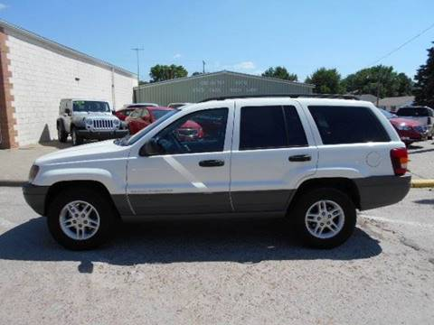 2003 Jeep Grand Cherokee for sale in Creighton, NE