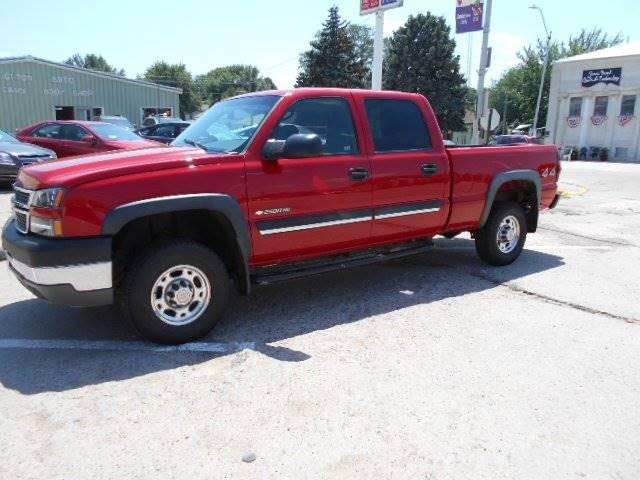 2005 Chevrolet Silverado 2500hd Crew Cab >> 2005 Chevrolet Silverado 2500hd 4dr Crew Cab Ls 4wd Sb In
