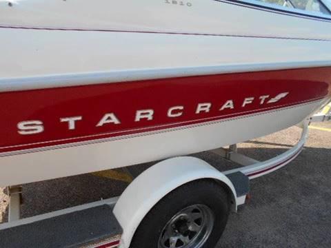 1995 Starcraft 1810