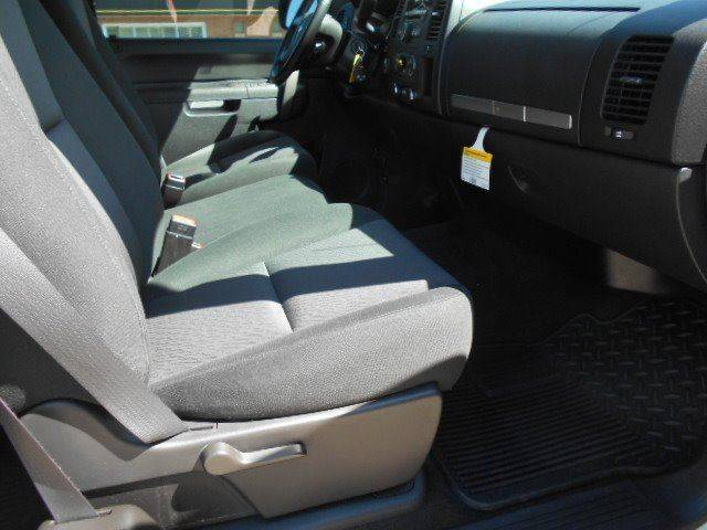 Sensational 2013 Chevrolet Silverado 1500 4X4 Lt 4Dr Extended Cab 6 5 Ft Bralicious Painted Fabric Chair Ideas Braliciousco
