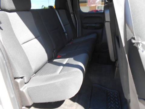 Miraculous 2013 Chevrolet Silverado 1500 4X4 Lt 4Dr Extended Cab 6 5 Ft Bralicious Painted Fabric Chair Ideas Braliciousco