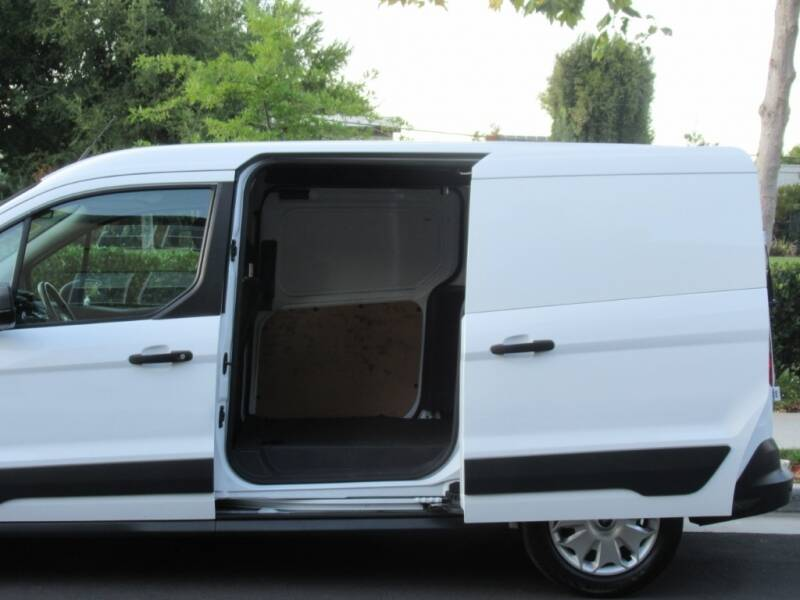 2015 Ford Transit Connect Cargo XLT 4dr LWB Cargo Mini-Van w/Rear Cargo Doors - San Jose CA