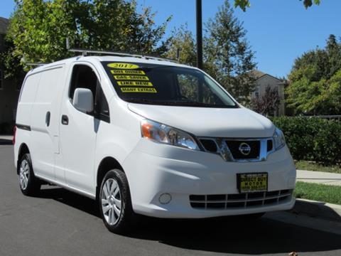 Nissan San Jose >> 2017 Nissan Nv200 For Sale In San Jose Ca