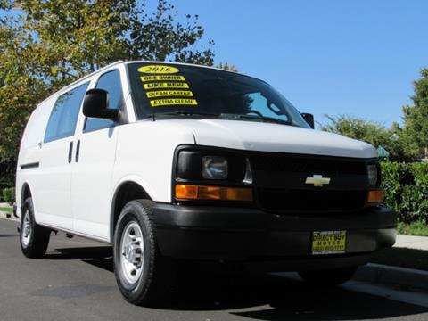2016 Chevrolet Express Cargo for sale in San Jose, CA