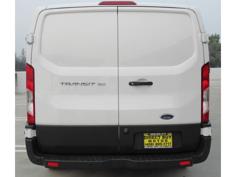 2018 Ford Transit Cargo 150 3dr SWB Low Roof Cargo Van w/Sliding Passenger Side Door - San Jose CA