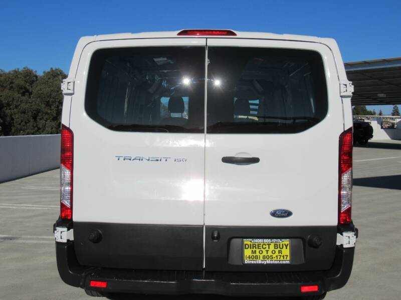 2016 Ford Transit Cargo 150 3dr LWB Low Roof Cargo Van w/60/40 Passenger Side Doors - San Jose CA