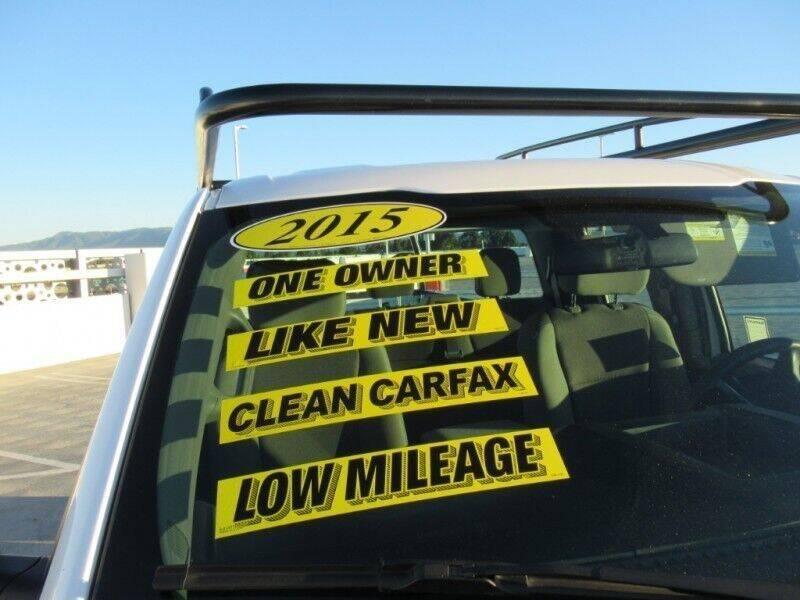 2015 Ford F-150 F150 SuperCab XL ***49K Miles, 1 Owner*** - San Jose CA