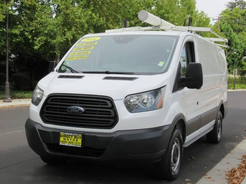 2016 Ford Transit Cargo 250 3dr SWB Low Roof Cargo Van w/Sliding Passenger Side Door - San Jose CA