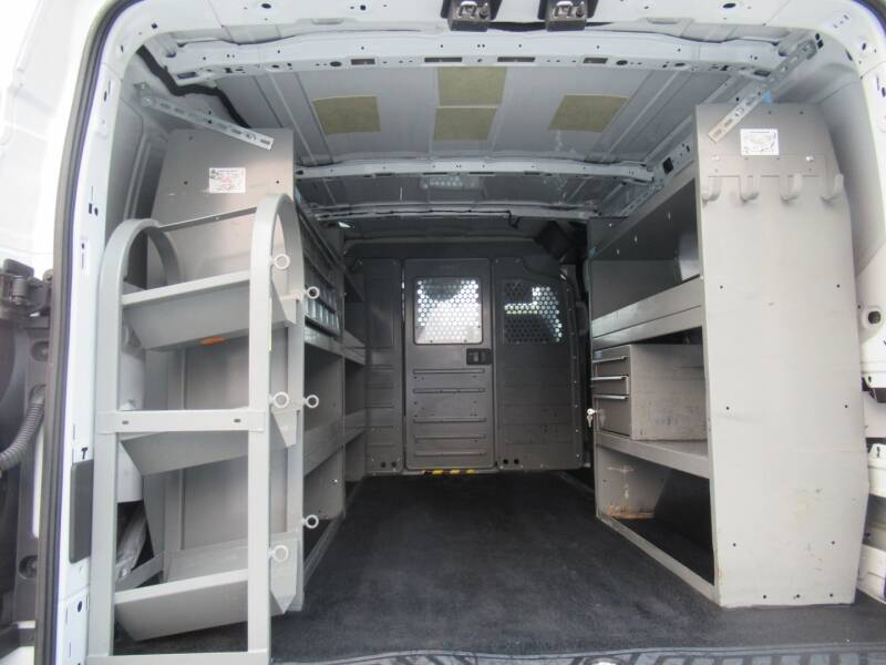 2016 Ford Transit Cargo 150 3dr SWB Low Roof Cargo Van w/Sliding Passenger Side Door - San Jose CA